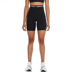 Womens Nike Pro 365 High Rise Short Training Tights
