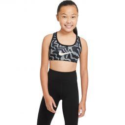 Kids Nike Swoosh Sports Bra
