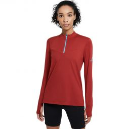 Womens Nike Element Trail Running Jersey