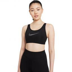 Womens Nike Swoosh Icon Clash Strappy Sports Bra