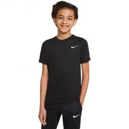 Kids Nike Dri Fit Miler Running T-shirt