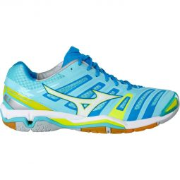 Womens Mizuno Wave Stealth 4 Handball Shoes