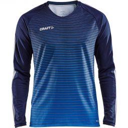 Mens Craft Pro Control Stripe LS Training T-Shirt