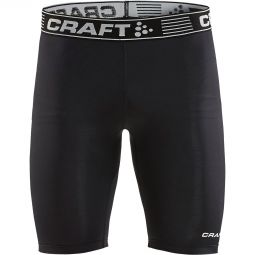 Mens Craft Pro Control Compression Short Training Tights