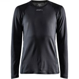 Mens Craft Advanced Essence L/S Running T-shirt