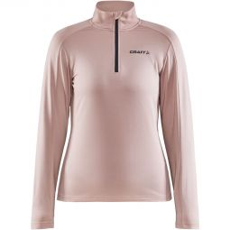 Womens Craft Core Gain 1/2 Zip Running Jersey