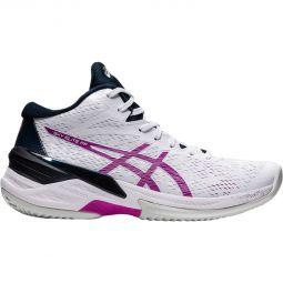 Womens Asics Sky Elite FF Mid Handball Shoes