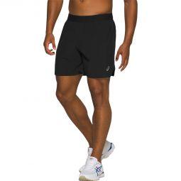 """Mens Asics Road 7"""" Running Shorts"""