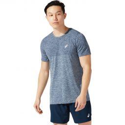 Mens Asics Race Seamless Running T-shirt