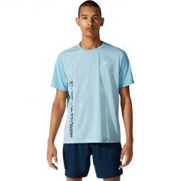 Mens Asics Sound Mind Sound Body Running T-shirt
