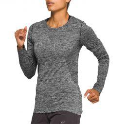 Womens Asics Race Seamless Running Jersey