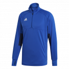 Mens adidas Condivo 18 Half Zip Training Jersey