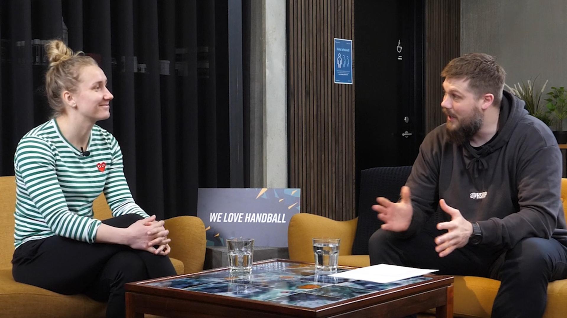 Eksklusivt interview med Maria Fisker Stokholm